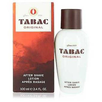 Tabac By Maurer & Wirtz After Shave Lotion 3.4 Oz (men) V728-552589