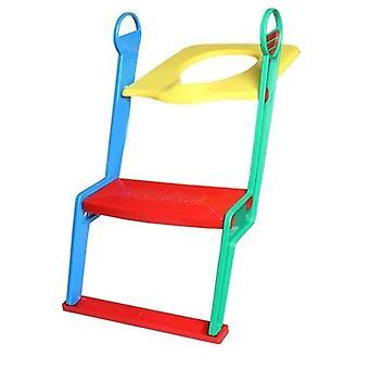 Justerbar toalett / Pottansits Med Ladder
