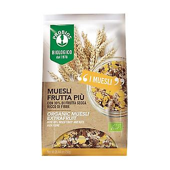 Muesli Fruit More 750 g