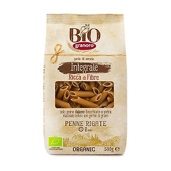 Wholemeal penne rigate 500 g