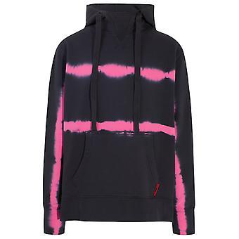 Msgm 2940mm6220759599 Mænd's Sort Bomuld Sweatshirt