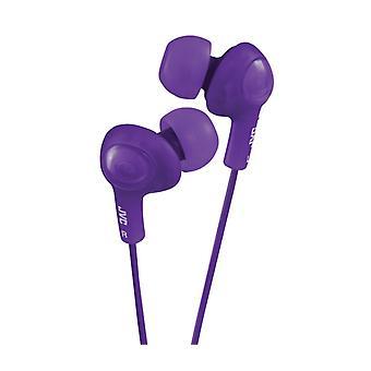JVC Gummy HA-FX5-P - In-ear Earbuds - Purple