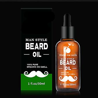 Men Beard Oil For Styling, Moisturizing And Smoothing