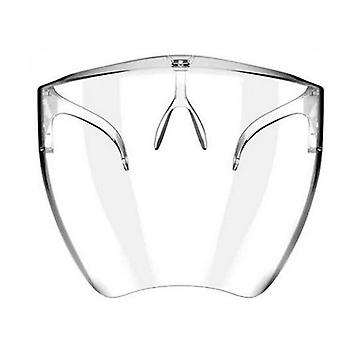 Universal Gradient Face Shield Helmet Mask