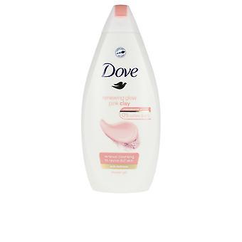 Gel de Ducha Renovador Glow Pink Clay Dove 43638 (500 ml)
