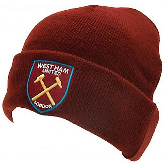 West Ham United Cuff Beanie CL