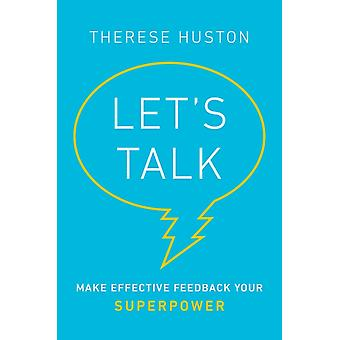 Lets Talk by Huston & Therese