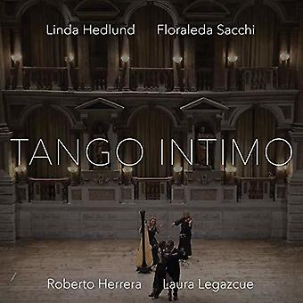 Tango Intimo [DVD] USA import
