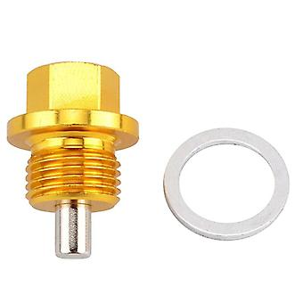 Magnetic Oil Sump Nut & Drain Plug Screw, Racing Bolts