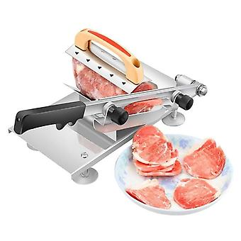 Alloy+stainless Steel Household Manual Thickness Adjustable Meat And Vegetables