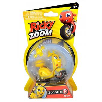 Ricky Zoom Scootio Core Racer Figure