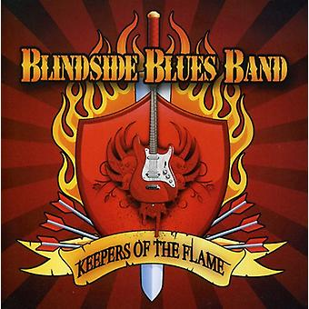 Blindside Bluesband - Hüter der Flamme [CD] USA import
