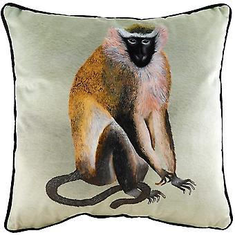 Evans Lichfield Kiable Monkey Cushion Cover