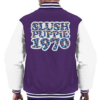 Slush Puppie Retro 1970 Men's Varsity Jacket