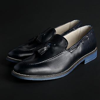 Duca di morrone - 1001_crust - men's footwear
