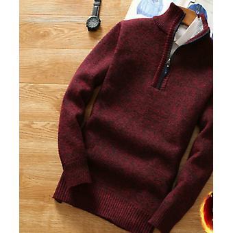 Winter Men's Fleece Sweater