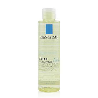 Lipikar ap+ anti irritation cleansing oil 258018 200ml/6.6oz