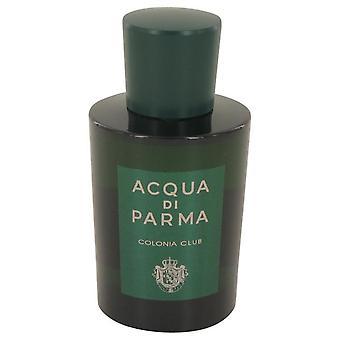 Acqua Di Parma Colonia Club Eau De Cologne Spray (Tester) By Acqua Di Parma 3.4 oz Eau De Cologne Spray