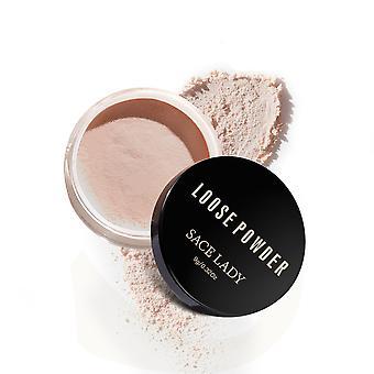 Makeup powder, oil control and light makeup
