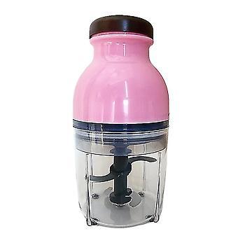 Portable mini meat grinder 600ml electric vegetable fruit blender