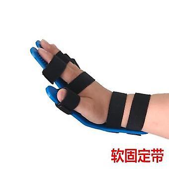 Käsi ranteen ortoosi erillinen sormi flex spasm jatkolevy lasta apoplexy hemiplegia oikealle vyön miehet naiset olkavyö