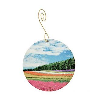 Flowers In The Pines Ornament #9937