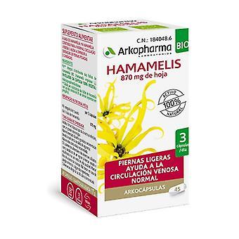 Arkocápsulas Hamamelis 45 capsules