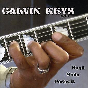 Calvin Keys - Hand Made Portrait [CD] USA importieren