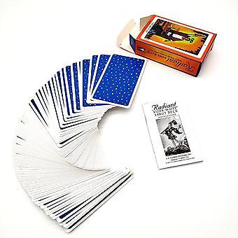 Radiant Rider-waite Tarot Card