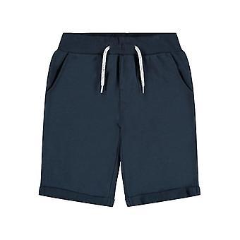 Name-it Boys Long Sweat Short Vermo Dark Sapphire