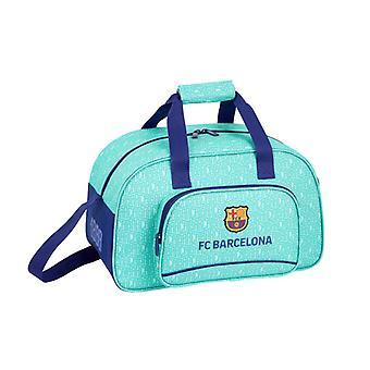 Sports bag F.C. Barcelona 19/20 Turquoise (23 L)