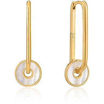Ania Haie AH E022-04G Hidden Gem Ladies Earrings