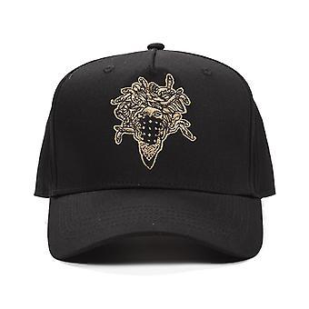 Oplichters & kastelen Bandusa Snapback Cap zwart