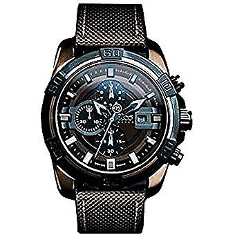 B360 WATCH Unisex Large wristwatch, 10 quartz bars, different B CLASS ONE BROWN IP materials