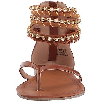 Report Womens gentry Open Toe Casual Ankle Strap Sandals