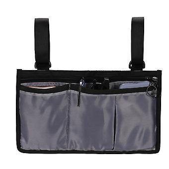 المحمولة كرسي متحرك الجانب شنقا حقيبة تخزين، متعدد الوظائف حقيبة تخزين كرسي متحرك