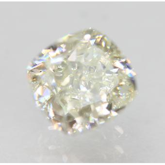 Sertifioitu 0,78 Karat I Väri VVS1 Tyyny Natural Loose Diamond 5.18x4.91mm