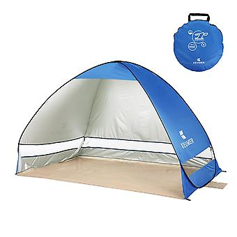 Automatic Pop Up Beach Tent Cabana Portable UPF 50+ Sun Shelter Camping Fishing Hiking Canopy Tents