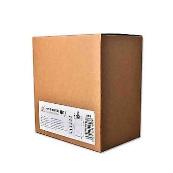White household paper roll storage box, toilet wall-mounted tissue holder az17923