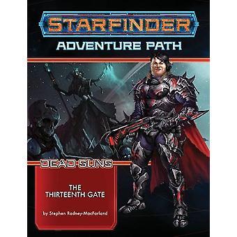 Starfinder Adventure Path: Trzynasta Brama (Dead Suns 5 z 6)