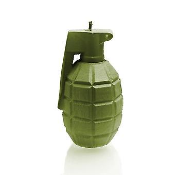 Oliv stort granatljus
