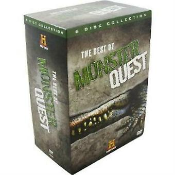 The Best Of Monsterquest - DVD 6 Disc Co DVD Region 2