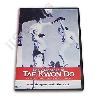 Primeros Maestros del Tae Kwon Do Dvd -Vd6360A