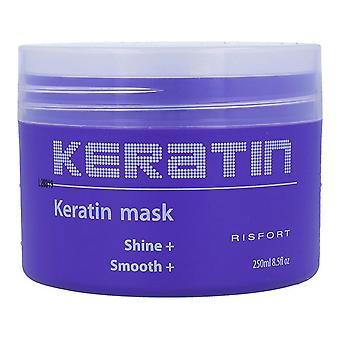 Hiusnaamio Risfort Keratiini (250 ml)