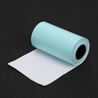 Ontvangstbewijs toevoegen machine papier rollen zak afdrukken thermische zelfklevende fotopapier