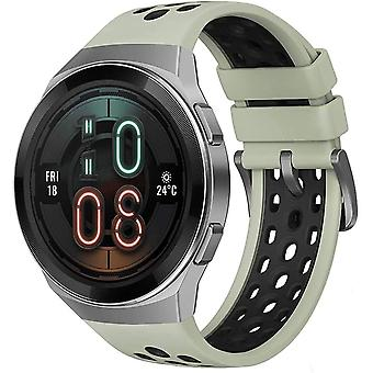 HUAWEI Watch GT 2e Bluetooth Smart Watch, Sport GPS 14 giorni di lavoro Fitness Tracker, Heart Rate Tracker, Blood Oxygen Monitor, impermeabile per Android e iOS (verde)