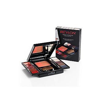 Revlon Farben in Bloom Palette - 5 x Lippenstifte 5 x Lidschatten und 2 x Puderröte