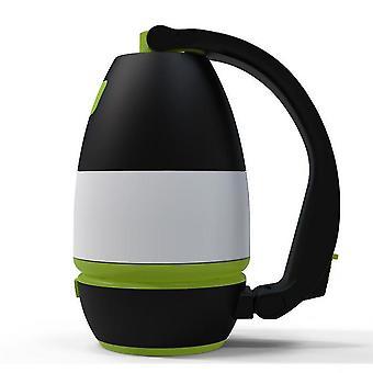Lanterne de camping led, lumière de tente imperméable à l'eau, urgence, randonnée, maison et plus