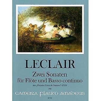 Lecalir Two Sonatas