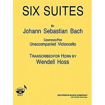 Bach: 6 suites para trompa no acompañada